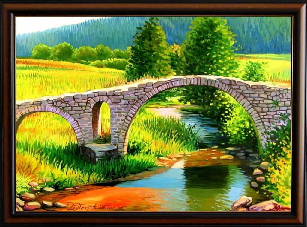 -маслени-бои-на-платно-70x50-см.-1 Как изпратих картина за Италия?