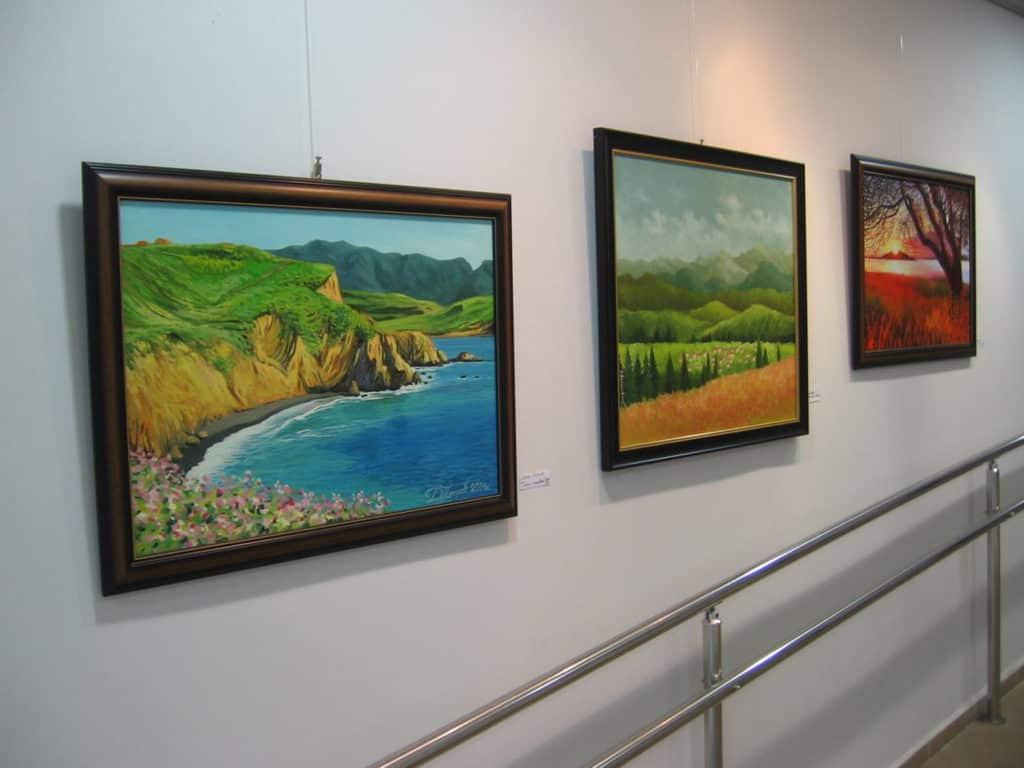 Съвместна изложба Поморие