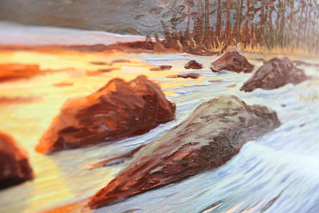 -от-ръчно-рисувана-картина-с-маслени-бои Как да разпознаеш репродукция от оригинал?