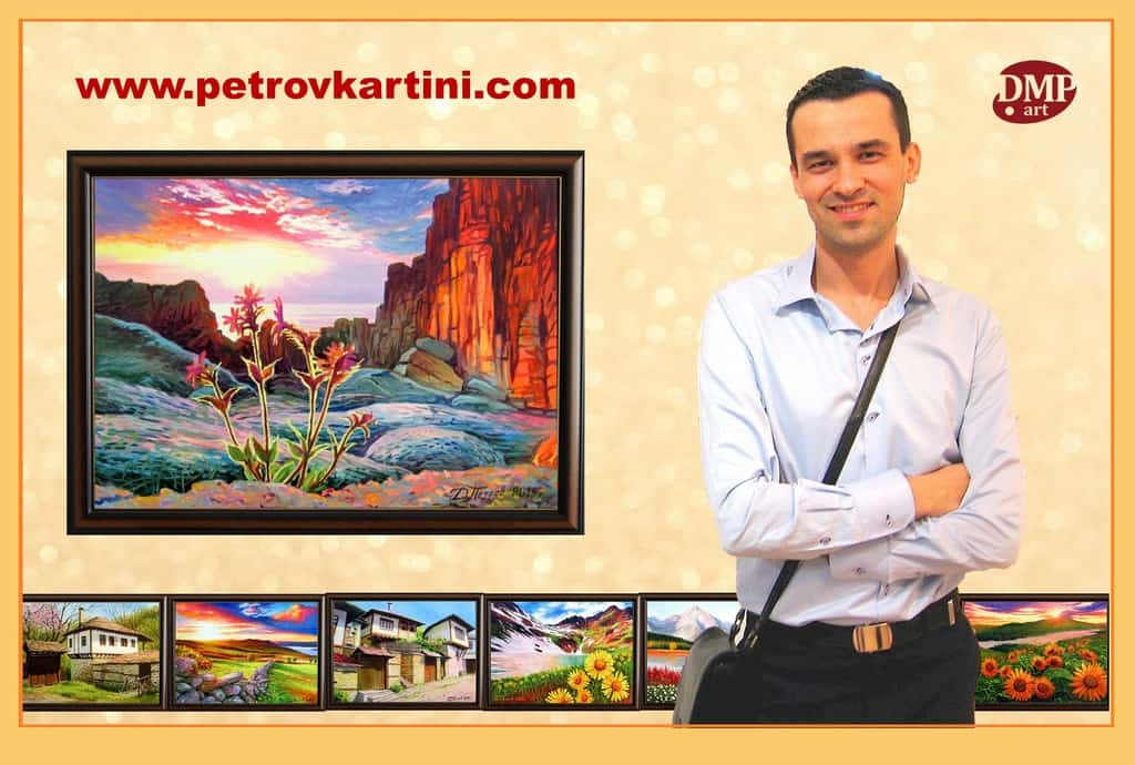 QUESTIONS AND CONTACT - DAMYAN PETROV ARTIST