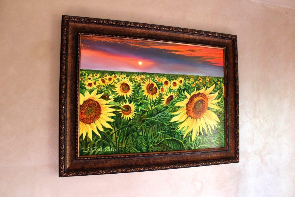 цената на картините