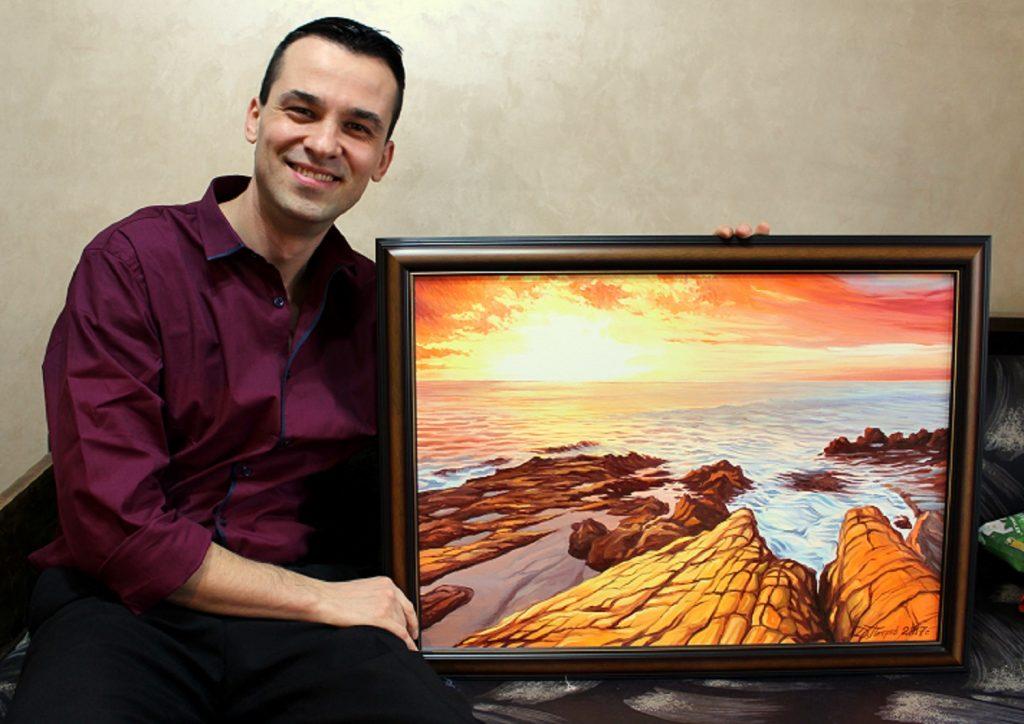 Картината - отражение на душата на художника