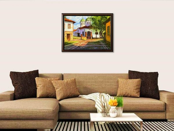 Прозрението - картина за стена