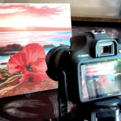 Как да снимаме картините си