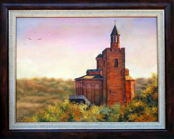 Извисяване - Велико Търново - картина 40 х 30 см. 1
