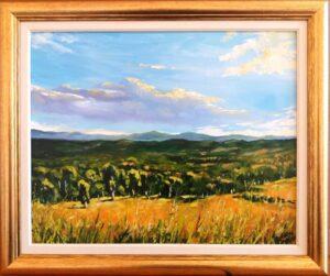 Родопа планина - картина