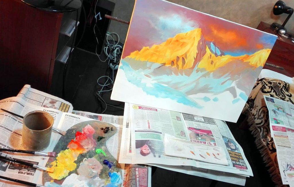-творческа-процес-1 Фотоимпресионизъм - Новото течение в изкуството