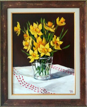 Пролетни цветя 2