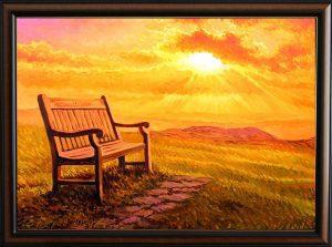 Царството на слънцето - картина