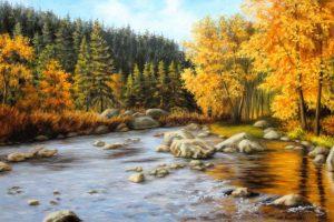 Есента в планината