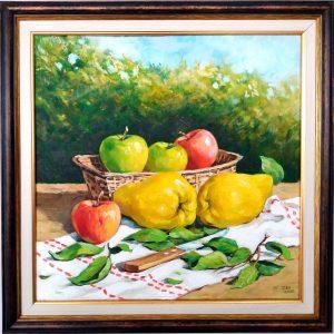 Плодове от градината