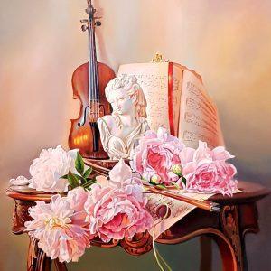 Мелодия с цветя