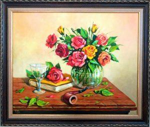 Аромат на рози