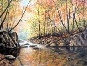 Отражението на есента