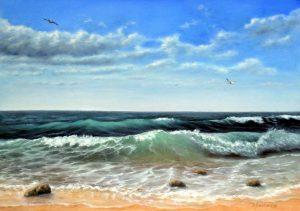 Над вълните