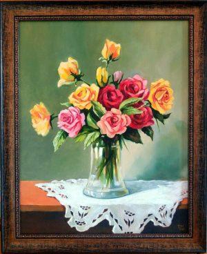 Ухание на рози