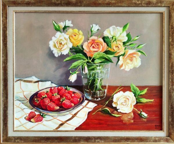 Аромат на ягоди