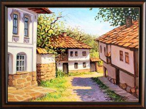Слънчева идилия - картина